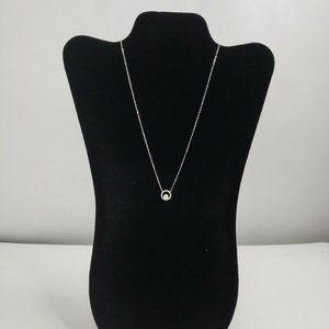 Carolyn Pollack 925 Sterling Silver Necklace CP
